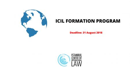 international law formation program icil